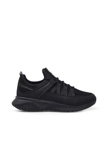 Slazenger Erkek Abel Sneakers SA11RE220 Siyah